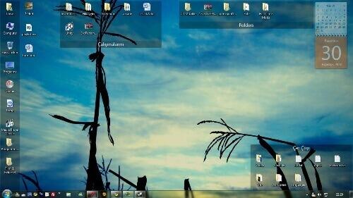Tanshaydar'ın Windows Masaüstü